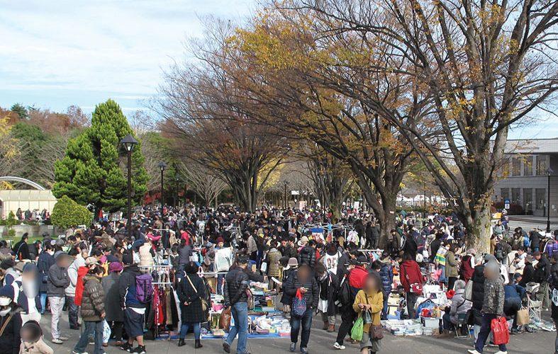 東京の人気フリーマーケット PART2