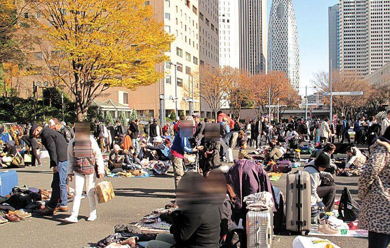 東京の人気フリーマーケット PART1