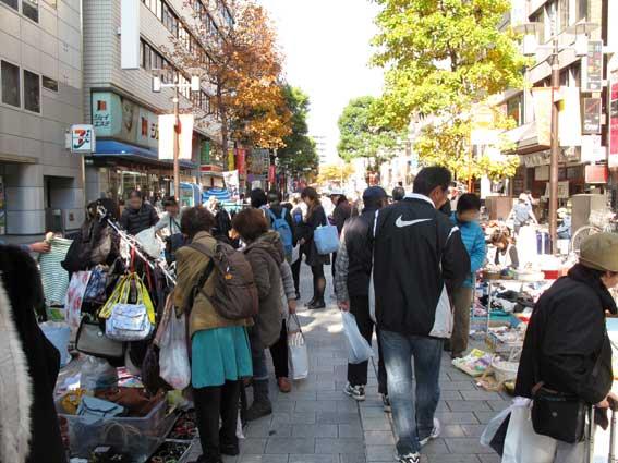 千葉銀座通りフリーマーケット