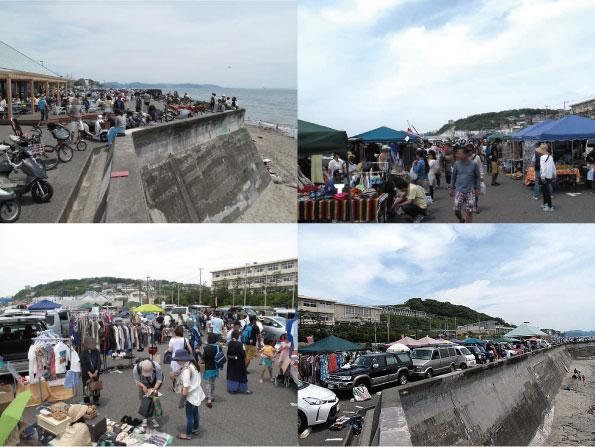 七里ヶ浜フリーマーケット